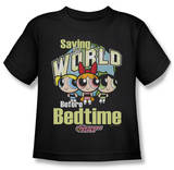 Toddler: Powerpuff Girls - Save World Shirt