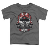 Toddler: Top Gun - Goose Helmet T-shirts