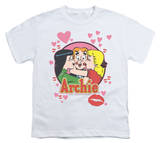 Youth: Archie Comics - Kisses For Archie T-Shirt