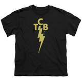 Youth: Elvis Presley - TCB Logo T-Shirt
