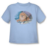 Toddler: Wildlife - Pomeranian Portrait T-shirts