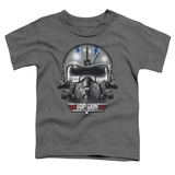 Toddler: Top Gun - Iceman Helmet T-shirts