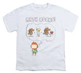 Youth: Scribblenauts - Math Rocks Shirt
