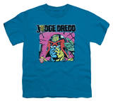 Youth: Judge Dredd - Fenced T-shirts