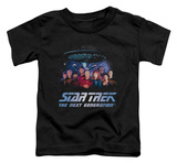 Toddler: Star Trek - Space Group T-shirts