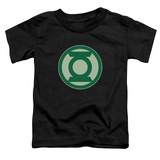Toddler: Green Lantern - Green Symbol Shirt