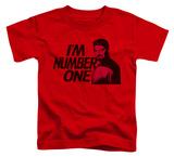 Toddler: Star Trek - Im Number One T-shirts