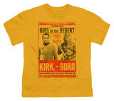 Youth: Star Trek - Duel In The Desert T-Shirt