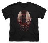 Youth: Dark Knight Rises - Bane Mask T-Shirt