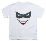 Youth: Batman - Harley Face T-Shirt