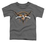 Toddler: Superman - Take Wing T-shirts
