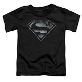 Toddler: Superman - Barbed Wire T-shirts