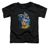 Toddler: Star Trek - Among The Stars T-shirts