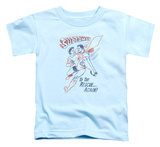 Toddler: Superman - To The Rescue Shirt