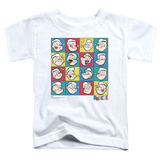 Toddler: Popeye - Color Block T-Shirt