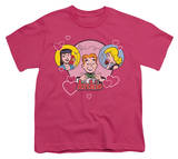 Youth: Archie Comics - Two Is Better T-Shirt