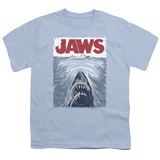 Youth: Jaws - Graphic Poster T-shirts