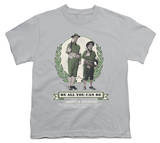 Youth: Abbott & Costello - Be All You Can Be T-Shirt