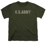 Youth: Army - Camo Shirts