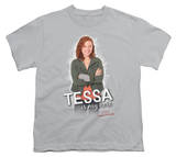 Youth: Suburgatory - Tessa Hero T-shirts