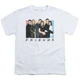Youth: Friends - Cast Logo T-Shirt