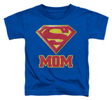 Toddler: Superman - Super Mom T-shirts