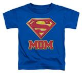 Toddler: Superman - Super Mom T-shirts