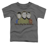 Toddler: Star Trek - Dig It T-shirts