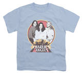 Youth: Charlie's Angels - Retro Group T-shirts