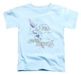 Toddler: Superman - I Fell T-Shirt
