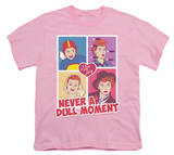 Youth: I Love Lucy - Panels T-Shirt