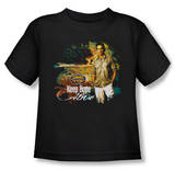 Toddler: Survivor - Keep Hope Alive Shirt