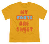 Youth: Farts Candy - Sweet Farts Shirts