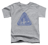 Toddler: Star Trek - Distressed Logo T-Shirt