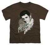 Youth: Elvis Presley - Rugged Elvis T-Shirt