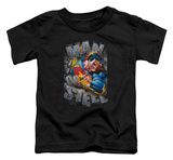 Toddler: Superman - Ripping Steel T-Shirt