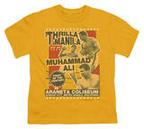 Youth: Muhammad Ali - Thrilla Shirts