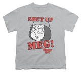 Youth: Family Guy - Shut Up Meg Shirt