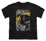 Youth: King Kong - Crushing Poster Shirt