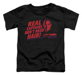 Toddler: Star Trek - Real Captain Shirts