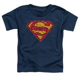 Toddler: Superman - Shattered Shield T-Shirt