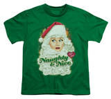 Youth: I Love Lucy - Santa T-Shirt