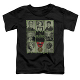 Toddler: The Munsters - Blocks T-shirts