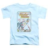 Toddler: Wonder Woman - Wonder Woman No.212 Cover T-shirts