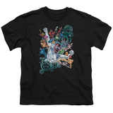 Youth: Green Lantern - Lanterns Unite T-Shirt
