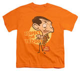 Youth: Mr Bean - Respect The Teddy T-shirts