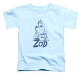 Toddler: Superman - Vintage Zod T-shirts