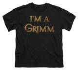 Youth: Grimm - I'm A Grimm T-shirts