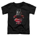 Toddler: Superman - Heat Vision Charged Shirts