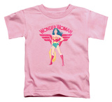 Toddler: Wonder Woman - Wonder Woman Sparkle Shirts